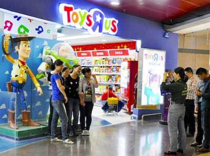 Toys R Us Numero 100 In Cina Retail Amp Food