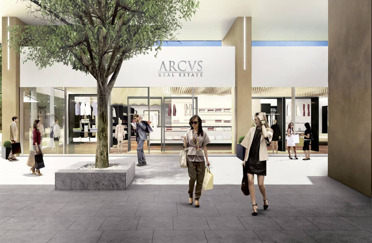 Imminente l apertura del torino outlet village for Outlet village milano