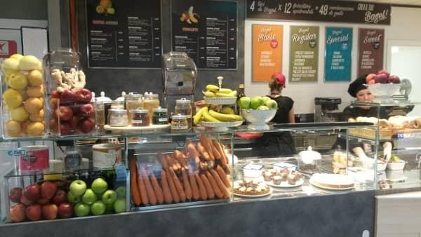 Juicebar al 100 di chef express for Food truck juice bar