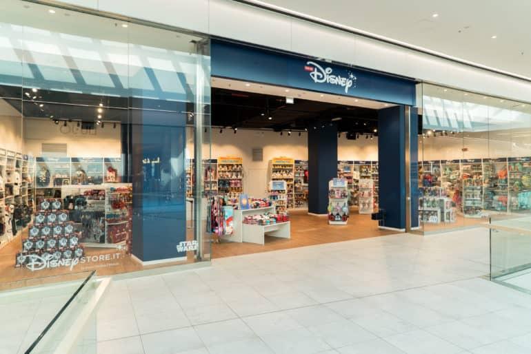 A Elnòs Il Primo Disney Store Pop Up