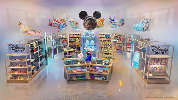 Immagini Natale Usa.Disney Target Entro Natale 25 Shop In Shop Di Topolino Negli Usa